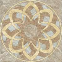 Панно 1200x1200 Premium Marble K-953/d01/Decor cut