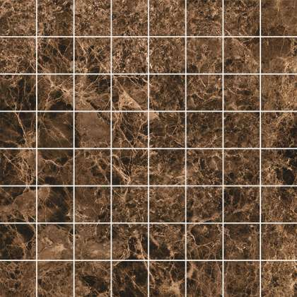 Mosaic Dark Brown - фото 1